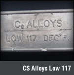 CS Alloys Low 117